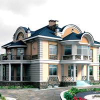 проект дома 31-24 общ. площадь 422,2м2