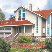 проект дома 31-54 общ. площадь 377,7м2