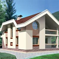 проект дома 33-06 общ. площадь 123,7м2