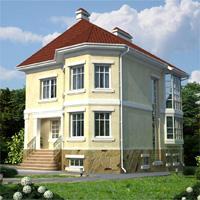 проект дома 31-83 общ. площадь 251,4м2