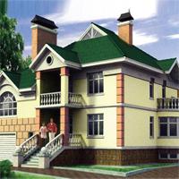 проект дома 32-65 общ. площадь 308,3м2