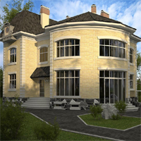 проект дома 32-64 общ. площадь 338,0м2