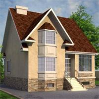 проект дома 31-90 общ. площадь 253,3м2