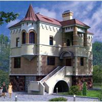 проект дома 32-13 общ. площадь 289,7м2