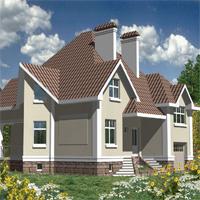проект дома 31-30 общ. площадь 320,0м2