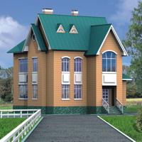 проект дома 31-64 общ. площадь 129,6м2