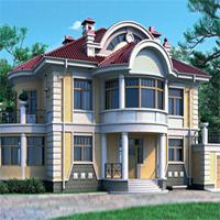 проект дома 33-95 общ. площадь 485,1м2