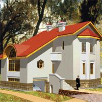 проект дома 30-29 общ. площадь 168,4м2