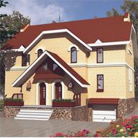 проект дома 30-44 общ. площадь 440м2