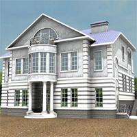 проект дома 30-88 общ. площадь 576,2м2
