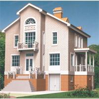проект дома 31-55 общ. площадь 453,1м2