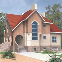 проект дома 31-57 общ. площадь 242,7м2