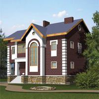 проект дома 33-41 общ. площадь 236,2м2