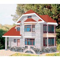 проект дома 34-03 общ. площадь 165,1м2