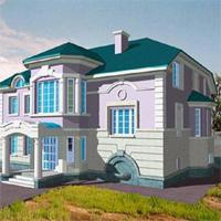 проект дома 34-11 общ. площадь 563,6м2