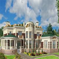 проект дома 34-13 общ. площадь 1247,1 м2