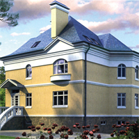 проект дома 34-39 общ. площадь 297,8м2