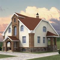 проект дома 50-63 общ. площадь 303,0м2