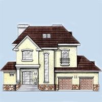 проект дома 31-75 общ. площадь 590,9м2