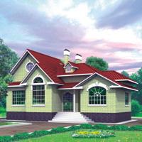 проект дома 31-86 общ. площадь 127,1м2