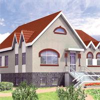 проект дома 32-38 общ. площадь 303,5м2