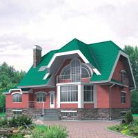 проект дома 32-53 общ. площадь 315.3м2