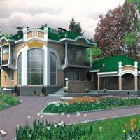 проект дома 32-77 общ. площадь 466,0м2