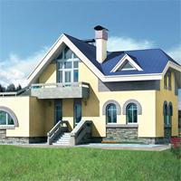 проект дома 32-79 общ. площадь 326,9м2
