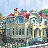 проект дома 33-12 общ. площадь 786,2м2