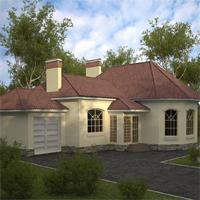 проект дома 34-74 общ. площадь 115м2