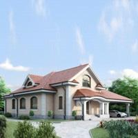 проект дома 34-66 общ. площадь 208,8м2