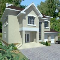 проект дома 34-73 общ. площадь 402,4м2