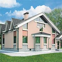 проект дома 34-86 общ. площадь 361,8м2
