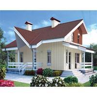 проект дома 34-94 общ. площадь 111,76м2