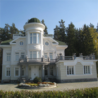 проект дома 34-05 общ. площадь 837,3 м2