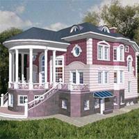проект дома 34-15 общ. площадь 706м2