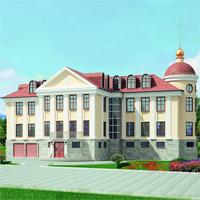 проект дома 35-45 общ. площадь 868,3м2