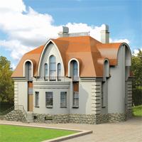проект дома 35-47 общ. площадь 387,2м2