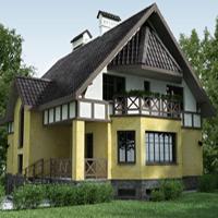 проект дома 35-04 общ. площадь 369,3м2