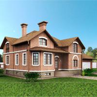 проект дома 35-91 общ. площадь 443м2