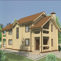 проект дома 35-82 общ. площадь 665,0м2