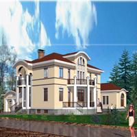 проект дома 35-85 общ. площадь 831,0м2