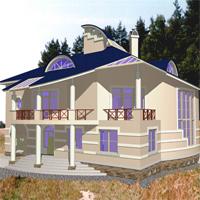 проект дома 36-12 общ. площадь 448,6 м2