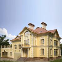 проект дома 35-81 общ. площадь 910,0м2