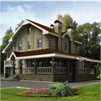 проект дома 31-02 общ. площадь 323,1м2