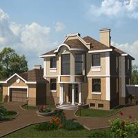 проект дома 30-69 общ. площадь 625,2м2