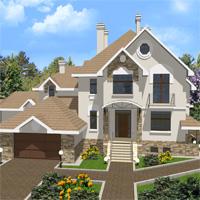 проект дома 30-10 общ. площадь 780,9м2