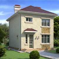 проект дома 49-02 общ. площадь 100м2