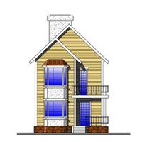 проект дома 49-03 общ. площадь 82,5 м2