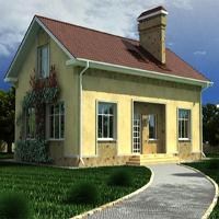 проект дома 49-10 общ. площадь 134,4 м2